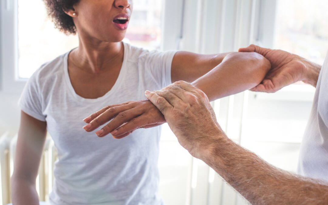 Frozen Shoulder – A Common Cause of Shoulder Pain